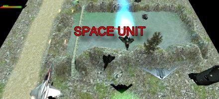 Jouer à Space Unit